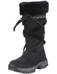 Hi Tec Zermatt 200 Hpi HTO001428 - Zapatillas de deporte de invierno de cuero nobuck para mujer