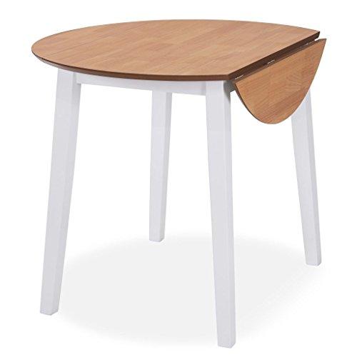▷ Mesas de cocina redondas plegables | Lo mejor para la ...