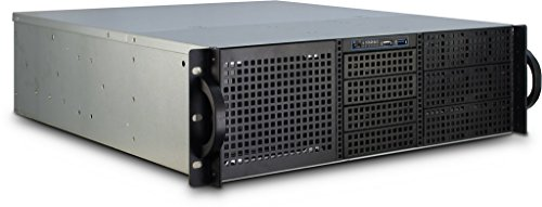 Inter-Tech 88887107 Case IPC Server 3U-30248 (48cm), o.PSU - 3u Rack-mount