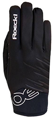 Roeckl Langlauf Handschuh Evje 7.5 schwarz