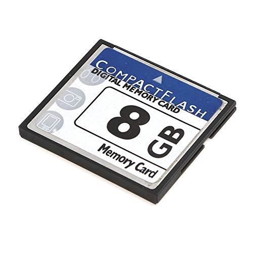 Rogekkouk High Speed CF Speicherkarte Compact Flash CF Karte für Digitalkamera Computer -