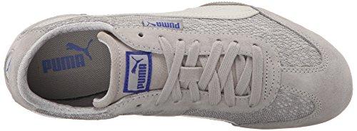 Puma 76 Runner Tier Sneaker Drizzle/Glacier Gray/Dazzling Blue