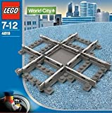 LEGO System 4519 Eisenbahn Kreuzung
