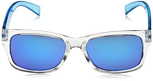 Dice - Gafas de Sol Infantiles Azul Shiny Crystal Blue Talla Talla única ... 086083f365b1