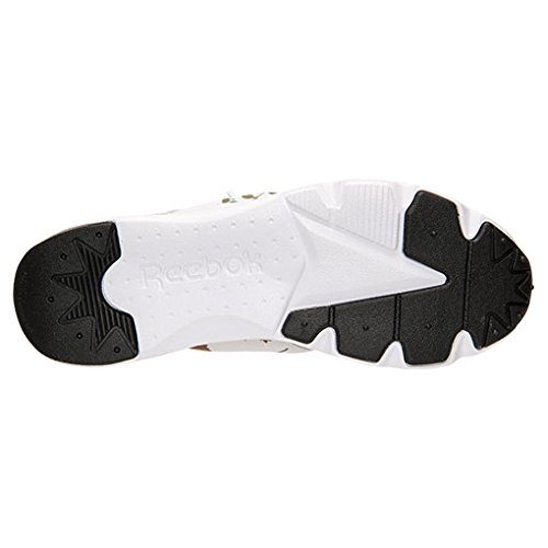 ADIDAS Pro Sneakers Model Dlx Vintage Blanc