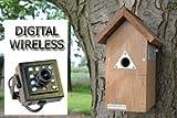 GARDENATURE Vogelhaus-Kamerasystem kabellos, Digital