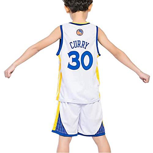 Curry#30 Camiseta Baloncesto Hombres - niños