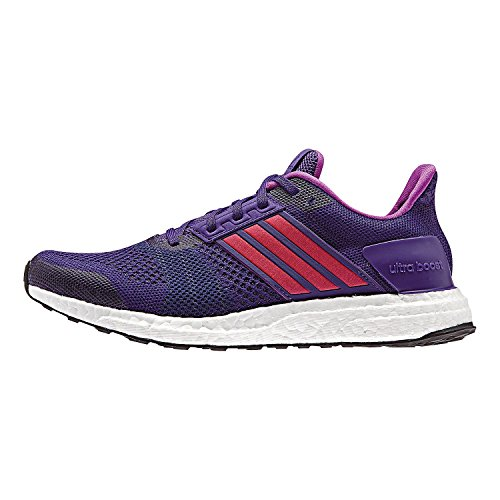 adidas Ultra Boost St W, Chaussures de Running Entrainement Mixte Adulte Violet - Varios colores (Morado (Puruni / Pursho / Puruni))