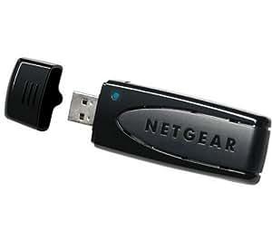 Netgear EVAW111 Adaptateur sansFil USB pour Lecteur et Platine Multimédia