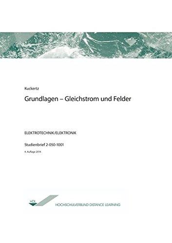 Grundlagen - Gleichstrom und Felder - Gleichstrom-grundlagen