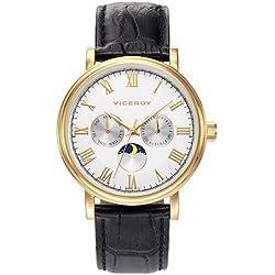 Reloj Viceroy Caballero 401029-03 Fase Lunar