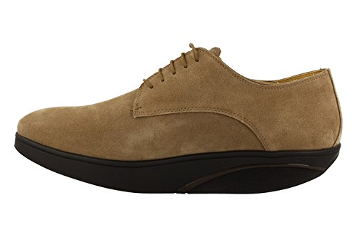 Mbt Kabisa M, Chaussures Oxford Grey Man (154)