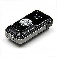 Alead Nolan LiveMIC2 Bluetooth Wireless Microphone, Nolan LiveMIC2 Bluetooth micrófono inalámbrico, de largo alcance, baja latencia, sonido claro con uni, omnidireccional, micrófono ext para la educación, seminario, conferencia, discapacidad auditiva, sistemas de megafonía, audio PC, grabación de voz