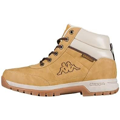 Kappa BRIGHT MID Footwear unisex, Unisex-Erwachsene Hohe Sneakers, Beige (4141 beige), 41 EU 7.5 UK