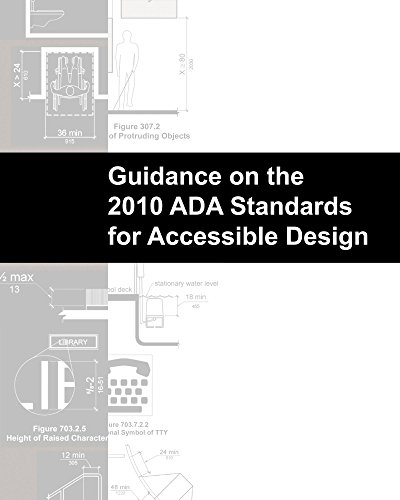 Guidance on the 2010 ADA Standards for Accessible Design (English Edition)