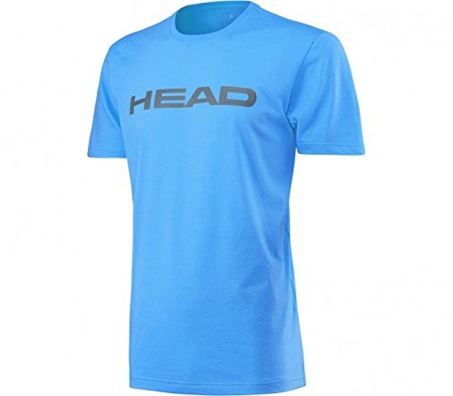Head TRANSITION M IVAN T-SHIRT lightblue/anthracite - M