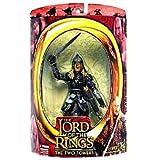 De el Señor de los anillos: dos torres Eomer con espada Ataque Figura de acción