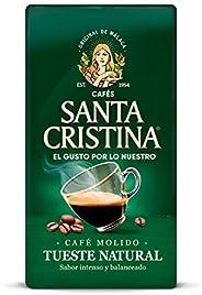 Café Santa Cristina Café Tostado Molido natural - Paquete de 250 gr