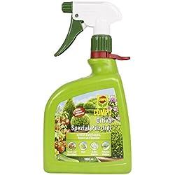 COMPO Ortiva Spezial Pilz-frei AF, Bekämpfung von Pilzkrankheiten an Zierpflanzen, Ziergehölzen und Gemüse, Anwendungsfertig, 1 Liter