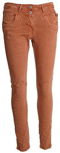 Basic. de Boyfriend Jeans pantaloni da donna 2pulsante Zimt (2-Knopf) XL