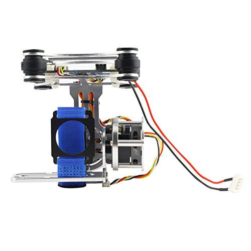 Kongnijiwa Para dji Phantom Gopro 3 4 CNC luz cámara