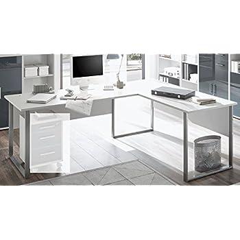 moebel eckschreibtisch office line lux winkelschreibtisch schreibtisch b ro. Black Bedroom Furniture Sets. Home Design Ideas