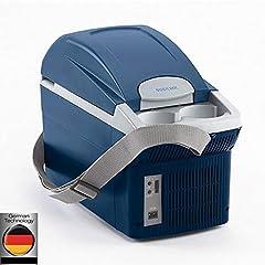 Idea Regalo - Mobicool T08 DC Frigo Portatile termoelettico, colore blu / grigio scuro, 8 litri circa