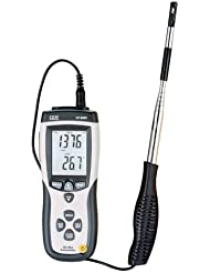 CEM CMM/CFM DT-8880 Hot Wire Anemometer Air Flow Velocity Meter with USB Interface by CEM