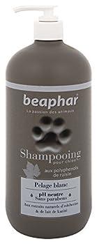 Beaphar - Shampooing Premium pelage blanc - chien - 750 ml