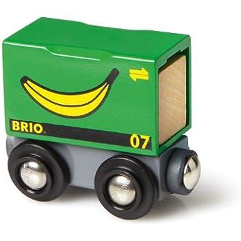 Brio - 33258 - Circuit - Train - Wagon Transport de Bananes