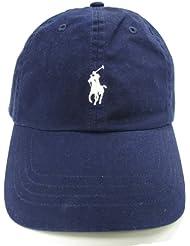 Ralph Lauren - Gorra de béisbol - Básico - para hombre azul azul marino