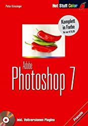 Adobe Photoshop 7, m. CD-ROM