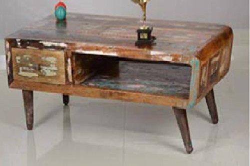 GELUSA Mueble para Televisor o Mesa de café Vintage Muebles ...