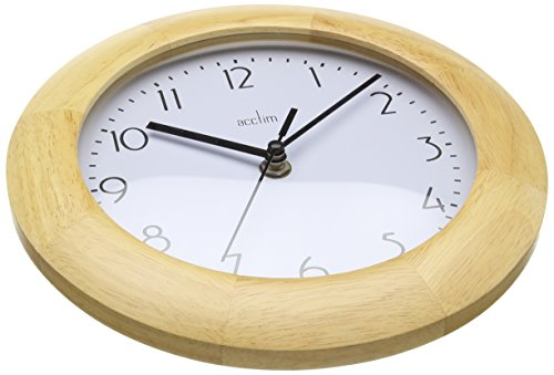 acctim-24221-epsilon-wall-clock-natural-wood
