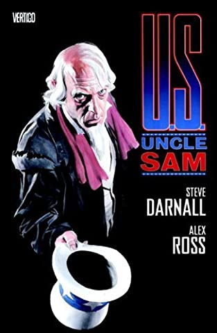 Uncle Sam Deluxe HC by Alex Ross (2009-10-23)