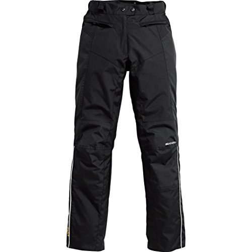 Motorradhose Road Damen Tour Textilhose 2.0 schwarz M