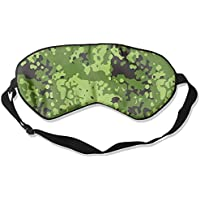 Artistic Camouflage Pattern Sleep Eyes Masks - Comfortable Sleeping Mask Eye Cover For Travelling Night Noon Nap... preisvergleich bei billige-tabletten.eu
