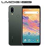 UMIDIGI A3S, 2020 Smartphone Offerta del Giorno 5.7 pollici, Cellulari Android 10, Triplo Slot, 256GB Espandibili Offerte Cellulari, 16MP+5MP Camera, 2GB +16GB, 3300mAh - Verde