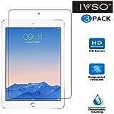 IVSO 2-Pack Prime Protecteur d'Écran Transparents pour Apple iPad Pro 12.9-Inch Tablette (Clear - 2 Pack)