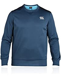 Canterbury Thermoreg Bonded Fleece Crew Training Top - SS17