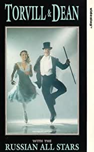 Torvill & Dean With Russian All Stars [1990] [VHS]