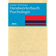 Handwörterbuch Psychologie (PC+MAC)