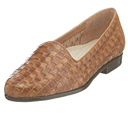 Trotters Womens Liz Loafer Light Tan Tonal 5 B(M) US