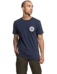 24eb4568dcb8 DC Shoes Circle Star - T-Shirt col Rond pour Homme EDYZT03824