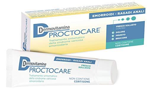 Dermovitamina Proctocare Crema