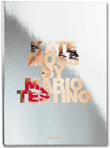 Kate Moss By Mario Testino - Edición Bilingüe (Fotografia)