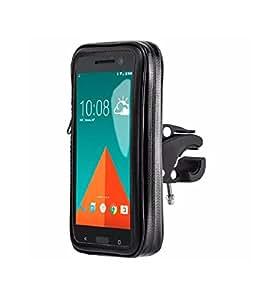 Supporto Samsung galaxy S9 plus bici nuova legatura di estrema durezza sistema anti-cadute supporto Samsung galaxy S9 plus moto supporto Samsung S9 plus bicicletta supporto bici Samsung S9 plus nero