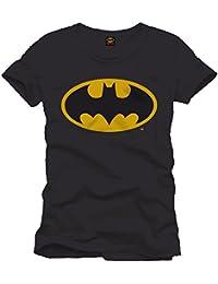 Batman T-Shirt–Classic Logo Size XL
