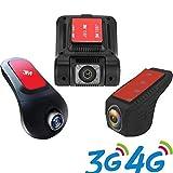 HERCHR WiFi Black Box Benutzerhandbuch WDR FHD 1080P Dual Kamera Full HD DVR
