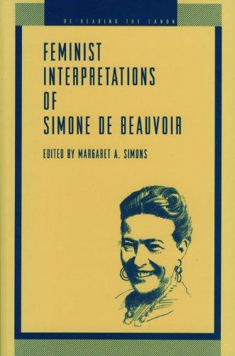 Feminist Interp. Simone - Ppr. (Re-reading the Canon)